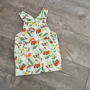 Vintage Baby Togs overalls 6-9 m